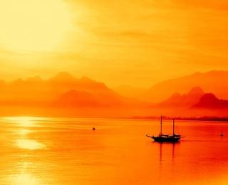 sunset-antalya