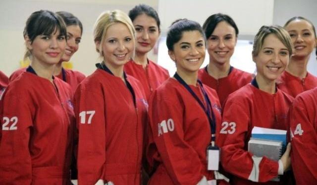 Türk Hava Yolları Hostes