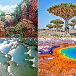 Dünyanın En Gizemli Yerleri