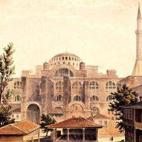 1847 Yılında Ayasofya Nasıldı?