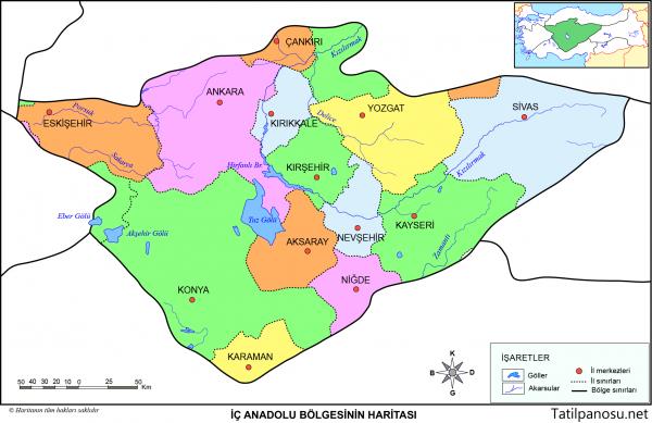ic-anadolu-bolgesi-siyasi-haritasi